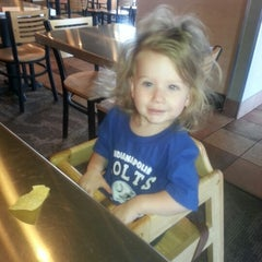 Photo taken at Qdoba Mexican Grill by Robert R. on 8/19/2012