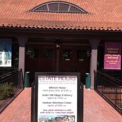 Photo taken at Biltmore Estate Main Gate by Jack M. on 5/30/2012