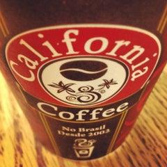 Photo taken at California Coffee by Eduardo C. on 7/17/2012