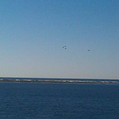 Photo taken at Innerarity Island by stephen p. on 2/23/2012