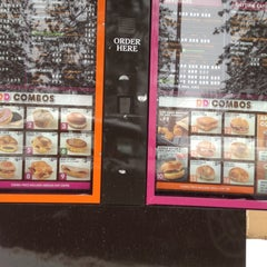 Photo taken at Dunkin' Donuts by Shawn C. on 3/2/2012