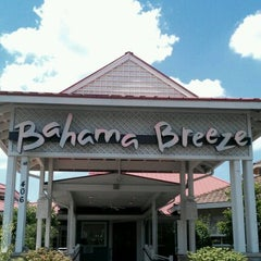 Photo taken at Bahama Breeze by Jamie B. on 6/10/2012
