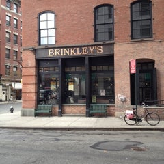 Photo taken at Brinkley's Broome Street by Zach S. on 3/15/2012