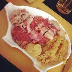 Photo taken at Buffet da Pepi by Roberto D. on 5/12/2012