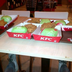Photo taken at KFC / KFC Coffee by nadiea a. on 7/27/2012
