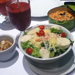 Photo taken at Marietta Café by Camila C. on 5/24/2012