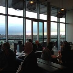 Photo taken at SkyLounge by Richard F. on 4/11/2012