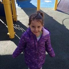Photo taken at Zachary's Playground - Hawk Ridge Park by Sarah S. on 3/5/2012
