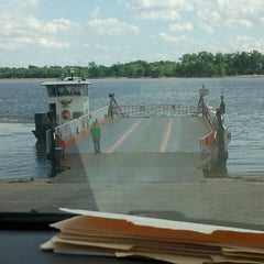 Photo taken at Golden Eagle Ferry by Liz M. on 6/2/2012