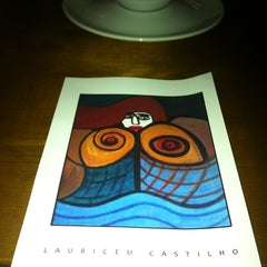 Photo taken at Café de Ville by Marcelo G. on 5/4/2012