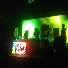 Photo taken at Dim Mak Studios by Shok on 4/28/2012