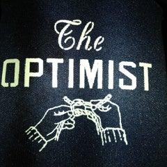 Photo taken at The Optimist by Joe D. on 6/16/2012