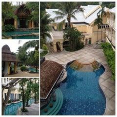 Photo taken at Front Village Hotel Phuket by NooN Tawaan ^. on 6/4/2012