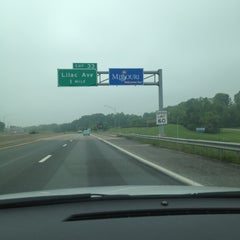 Photo taken at Missouri / Illinois State Line by Billy S. on 4/29/2012