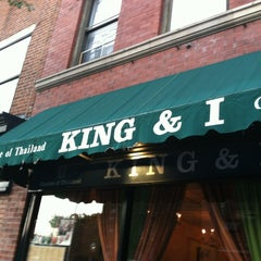 Photo taken at King and I by Joshua on 8/24/2012