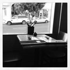 Photo taken at Okoze Sushi by Sarah W. on 4/6/2012