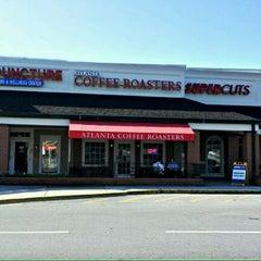 Photo taken at atlanta coffee roasters by Dave K. on 3/15/2012