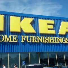 Photo taken at IKEA Long Island by Russ L. on 8/26/2012