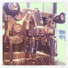 Photo taken at Intelligentsia Coffee by Maureen on 2/14/2012