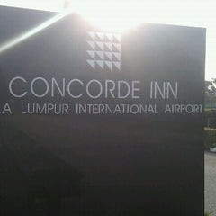Photo taken at Concorde Inn Hotel by MohdFaizal M. on 2/7/2012