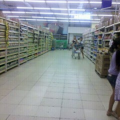 Photo taken at Carrefour by Sergio B. on 3/7/2012