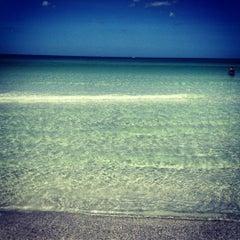 Photo taken at Siesta Key Beach by Aimee on 6/17/2012