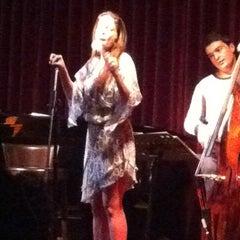 Photo taken at Istanbul Jazz Center by Aytek S. on 4/5/2012