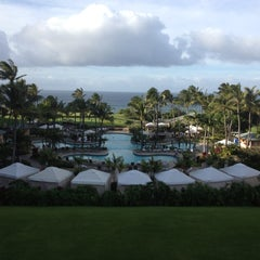 Photo taken at The Ritz-Carlton, Kapalua by Victor J. on 3/12/2012
