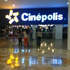 Photo taken at Cinépolis by Jose Luis on 6/23/2012