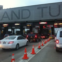 Photo taken at Holland Tunnel by Steve L. on 3/15/2012