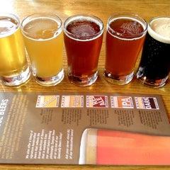 Photo taken at Rock Bottom Brewery by Abel C. on 8/28/2012