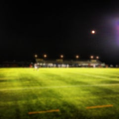Photo taken at South County Regional Football Stadium by Dieter K. on 5/6/2012