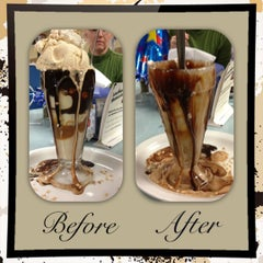 Photo taken at Leatherby's Family Creamery by Katelyn on 8/15/2012