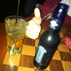 Photo taken at Blackboard Cafe by Tiffany H. on 2/11/2012
