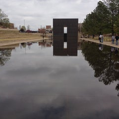 Photo taken at Oklahoma City National Memorial & Museum by Joe O. on 3/14/2012