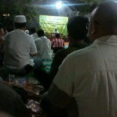 Photo taken at Lapangan by Maulana Jaya P. on 9/2/2012