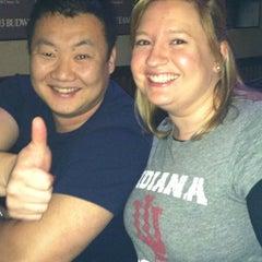 Photo taken at Average Joe's by Jess on 3/24/2012