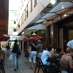 Photo taken at Espaço Café Central by Celso N. on 2/7/2012