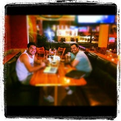 Photo taken at Detroit Steakhouse by Ricley A. on 7/31/2012
