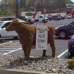 Photo taken at Chick-fil-A by Jenny Y. on 4/14/2012