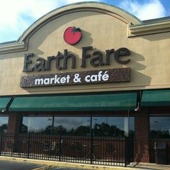 Photo taken at Earth Fare by Michelle B. on 5/2/2012