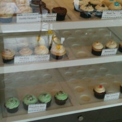 Photo taken at SugarBox Dessert Bar by K F. on 4/15/2012