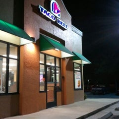 Photo taken at Taco Bell by Cassandra B. on 4/12/2012