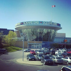 Photo taken at Square One Shopping Centre by Gagandeep G. on 5/11/2012
