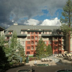 Photo taken at Marriott's Timber Lodge by Brian S. on 9/5/2012
