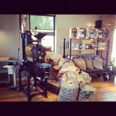 Photo taken at Turnstile Coffee by Chris K. on 5/19/2012