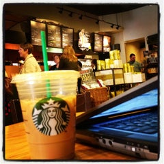 Photo taken at Starbucks by Taryn on 5/10/2012