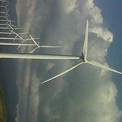 Photo taken at Bangui Windmills by Jan-Carlo C. on 7/1/2012