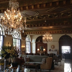 Photo taken at St. Regis Washington D.C. by Peter on 8/13/2012