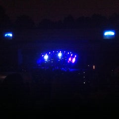 Photo taken at Chastain Park Amphitheater by Rebecca S. on 8/20/2012